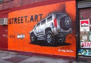 grafiti tabela